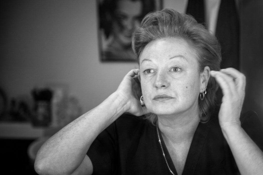 Lina Roudier SPA Chamrousse