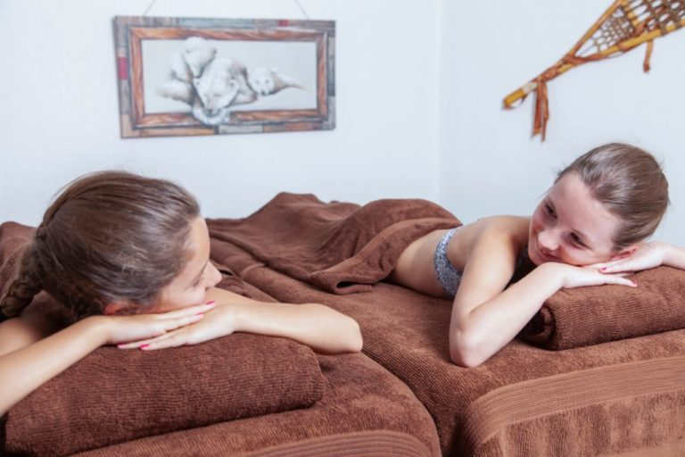 piou piou massages enfant chamrousse 7