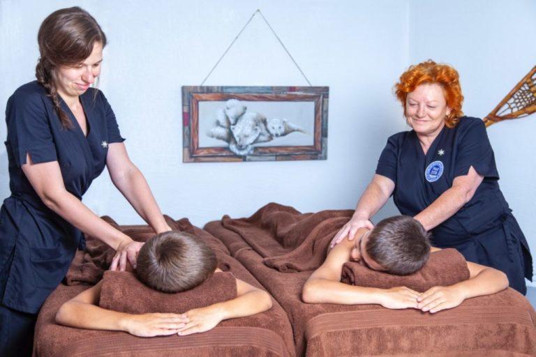 piou piou massages enfant chamrousse 9